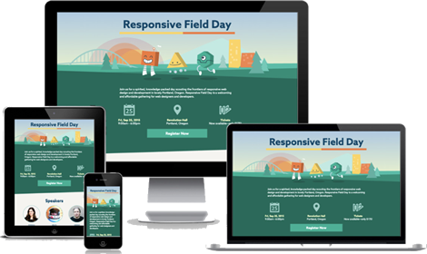 responsive web development